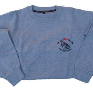 R-club sweater